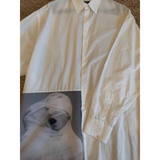 ラフシモンズ(RAF SIMONS)のRAFSIMONS 17SS オーバーサイズフォトシャツ(シャツ)