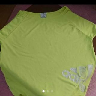 アディダス(adidas)のアディダスTシャツ(ヨガ)