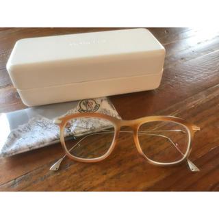 モンクレール(MONCLER)のモンクレール  メガネ 美品(サングラス/メガネ)
