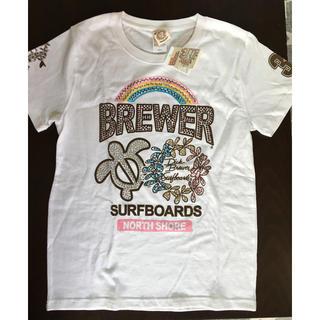 ディックブリューワー(Dick Brewer)の夏Tシャツ✳︎(^-^)Mサイズ(Tシャツ(半袖/袖なし))