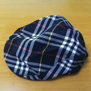 バーバリー(BURBERRY)の☆新品・未使用☆バ―バリ―ハンチング(ハンチング/ベレー帽)