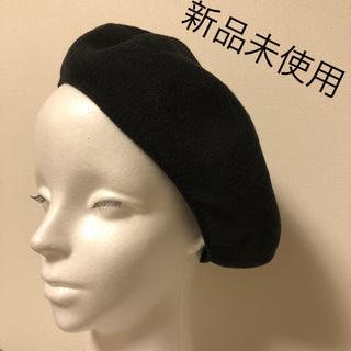 バックナンバー(BACK NUMBER)の新品未使用*サーモベレー帽 ハンチングベレー 春夏(ハンチング/ベレー帽)