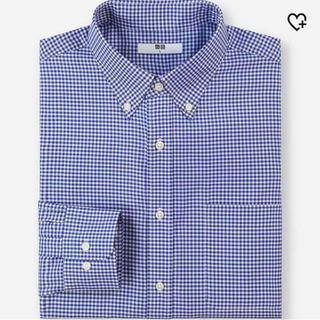 b7b5f1e0d9b9a ユニクロ(UNIQLO)の新郎二次会衣装♡ギンガムチェックシャツ♡(シャツ)