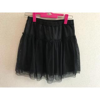 ジーユー(GU)のチュールスカート 150cm 未使用(スカート)