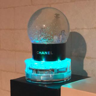 シャネル(CHANEL)のシャネル 正規ノベルティ スノードーム(置物)