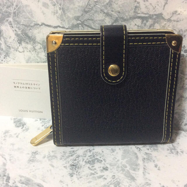 huge selection of f9d8e 92d17 正規良品/louis vuitton/スハリ コンパクトジップ/財布99600円 | フリマアプリ ラクマ