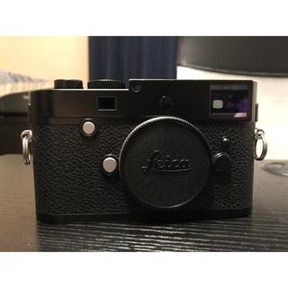 ライカ(LEICA)の【爽様専用】Leica M-P typ240 ブラックペイント(デジタル一眼)