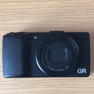 リコー(RICOH)のリコー RICOH GR(コンパクトデジタルカメラ)