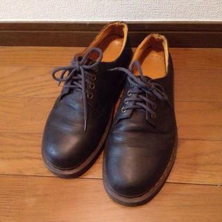 ドクターマーチン(Dr.Martens)のマーチン☆茶色ローファー(ローファー/革靴)