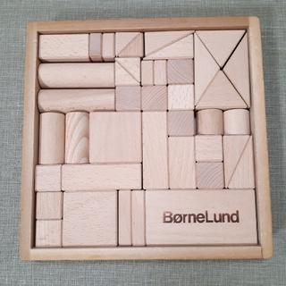 ボーネルンド(BorneLund)のmmm様専用 ボーネルンド積み木(積み木/ブロック)