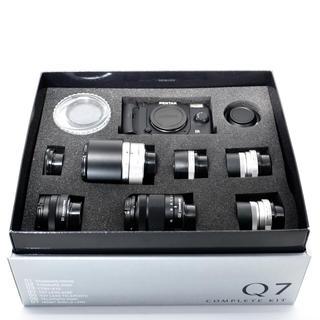 ペンタックス(PENTAX)の【限定販売】ペンタックス Q7 コンプリートキット♬ カメラバッグ付き(ミラーレス一眼)
