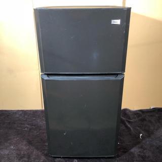 ハイアール(Haier)の2015年製✨Haier 106L 冷蔵庫 JR-N106H(冷蔵庫)