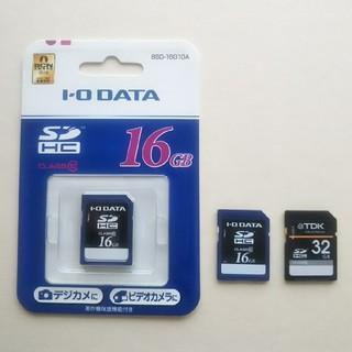 アイオーデータ(IODATA)のSDカードセット(その他)