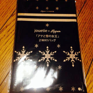 ジュエティ(jouetie)のjouetie  アナと雪の女王  (ハンドバッグ)