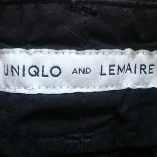 ルメール(LEMAIRE)のユニクロ ルメール パンツ(チノパン)