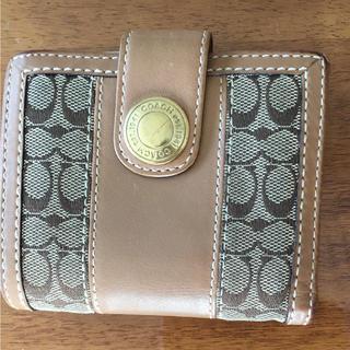 コーチ(COACH)のCOACH   二つ折り財布(財布)