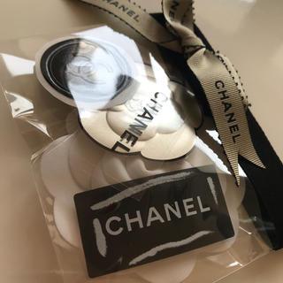 シャネル(CHANEL)のシャネル ステッカーセット5枚セット ラッピング 正規品 リボン(その他)