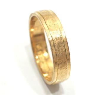 E64 中古 K24 24金 999.9 指輪 リング 4.75g アクセサリー(リング(指輪))
