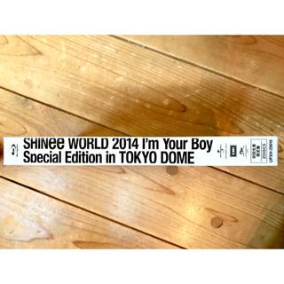シャイニー(SHINee)の【最終値下げ】初回限定 SHINee World 2014 Blu-ray (K-POP/アジア)
