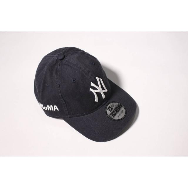 NEW ERA - NEW ERA MOMA New York Yankees CAP NAVYの通販 by shimizu s ... f9cee6ff693