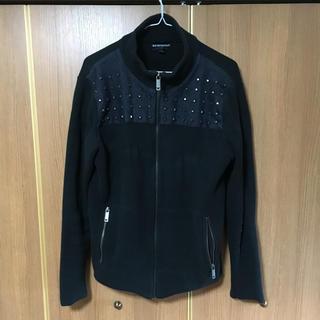 エンポリオアルマーニ(Emporio Armani)のエンポリオアルマーニ ニットジャケット(ブルゾン)