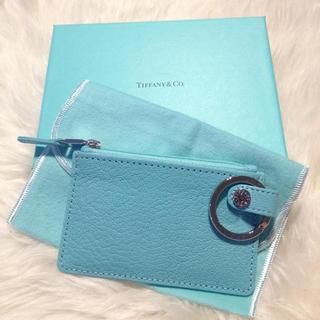 ティファニー(Tiffany & Co.)のTIFFANY キーケース(キーホルダー)