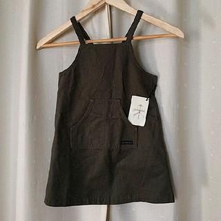 ラルフローレン(Ralph Lauren)の新品♪Calvin Klein★kidsサロペスカート110(ワンピース)