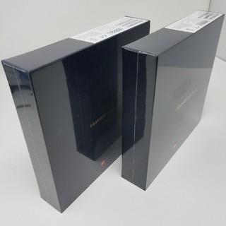 アンドロイド(ANDROID)の国内正規品 新品未開封 HUAWEI Mate10 pro  各色1台 (スマートフォン本体)