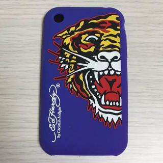 Ed Hardy エドハーディ iPhoneケース 3G 3 タイガー 虎