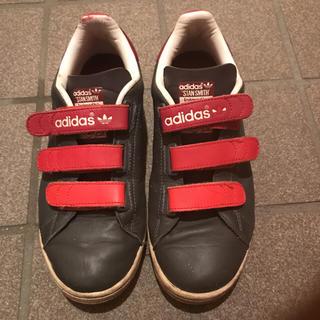 アディダス(adidas)のアディダス ベルクロ スタンスミス(スニーカー)