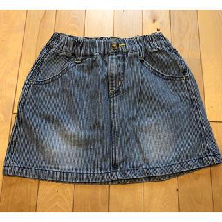 ブリーズ(BREEZE)の女の子 デニムスカート 120(スカート)