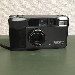 キョウセラ(京セラ)のCONTAX T2 ジャンク品(フィルムカメラ)
