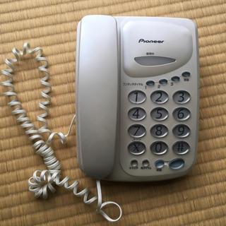 パイオニア(Pioneer)の固定電話 Pioneer パイオニア TF-11-s(その他)