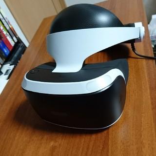 プレイステーションヴィーアール(PlayStation VR)のPSVR(家庭用ゲーム機本体)