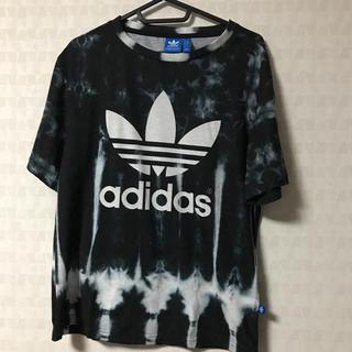 アディダス(adidas)のadidas originals タイダイTシャツ(Tシャツ/カットソー(半袖/袖なし))