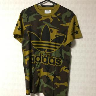 アディダス(adidas)の[新品]adidas x JEREMY SCOTT Tシャツ(Tシャツ/カットソー(半袖/袖なし))