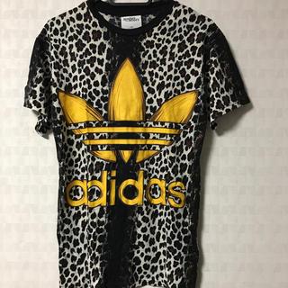 アディダス(adidas)のadidas x JEREMY SCOTT Tシャツ(Tシャツ/カットソー(半袖/袖なし))