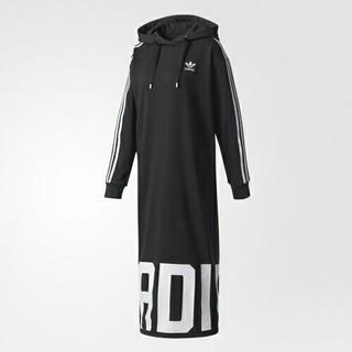 アディダス(adidas)のアディダス 大人気即完売 オリジナル ドレスワンピース パーカー ワンピ M (ロングワンピース/マキシワンピース)