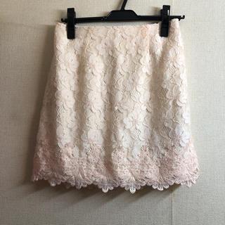 マーキュリーデュオ(MERCURYDUO)のマーキュリーデュオ レースタイトスカート(ミニスカート)