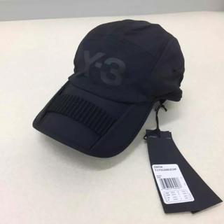 ワイスリー(Y-3)の新品正規品 17AW Y-3 FOLDABLE CAP RICK OWENS(キャップ)