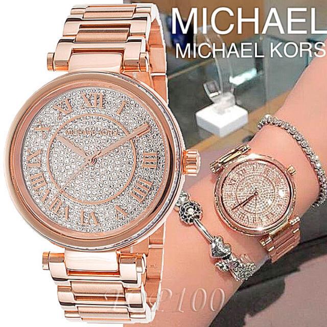 0ac8eec71273 Michael Kors(マイケルコース)のマイケルコース 新品未使用 腕時計 レアでキラキラ