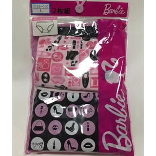 バービー(Barbie)の【新品】バービー   レディス  ショーツ  L 2枚組 ローライズ(ショーツ)