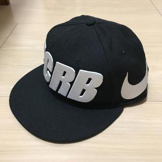 エフシーアールビー(F.C.R.B.)のシャア様専用【希少モデル】FCRB NIKE ベースボール CAP(キャップ)