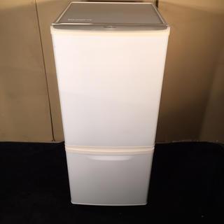 パナソニック(Panasonic)の2012年製 Panasonic 138L 冷蔵庫 NR-B144W ホワイト(冷蔵庫)
