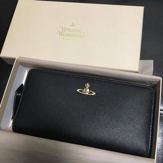 ヴィヴィアンウエストウッド(Vivienne Westwood)のヴィヴィアンウエストウッド  長財布 ブラック 新品未使用(財布)