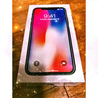 アイフォーン(iPhone)のiPhonex64(スマートフォン本体)
