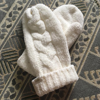 ジェラートピケ(gelato pique)の手袋(手袋)