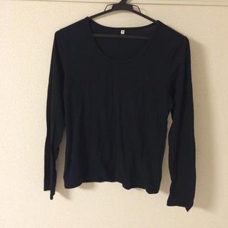 ムジルシリョウヒン(MUJI (無印良品))の無印良品 長袖Tシャツ(Tシャツ(長袖/七分))