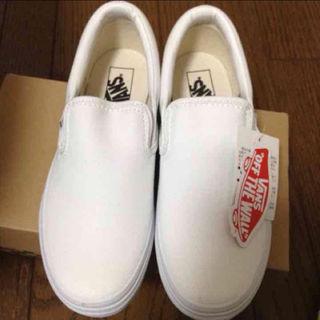 ヴァンズ(VANS)のvans true white 23.5 era(スニーカー)