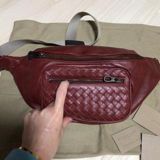 ボッテガヴェネタ(Bottega Veneta)の専用  ボッテガヴェネタ ウエストポーチ 美品 保存袋 (ウエストポーチ)